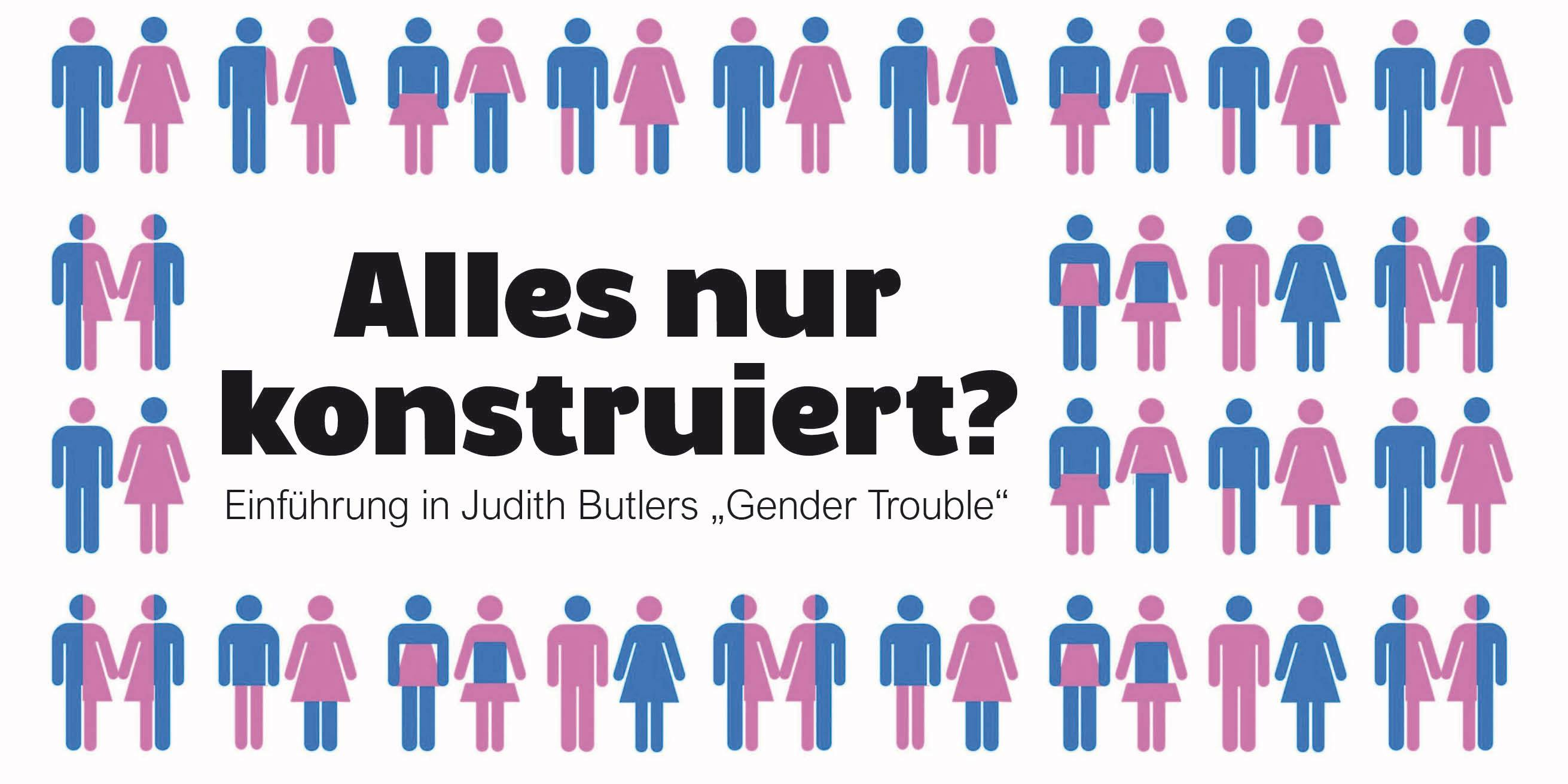 gender trouble One of the most talked-about scholarly works of the past fifty years, judith butler's gender trouble is as celebrated as it is controversial arguing.